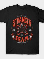 Stranger Team T-Shirt