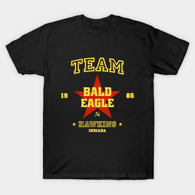 Team Bald Eagles T-Shirt