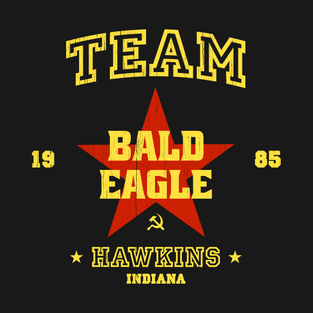 Team Bald Eagles