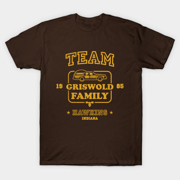 Team Griswold Family T-Shirt