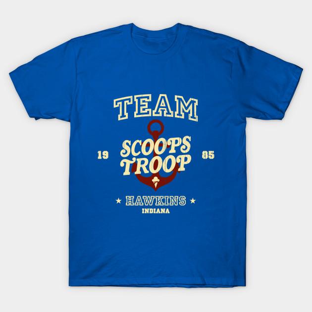 Team Scoops Troop T-Shirt