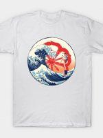The Great Wave of Miyagi T-Shirt