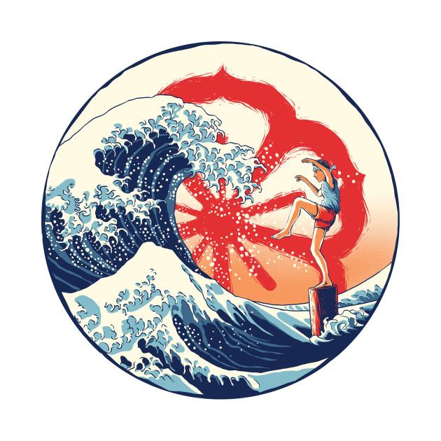 The Great Wave of Miyagi