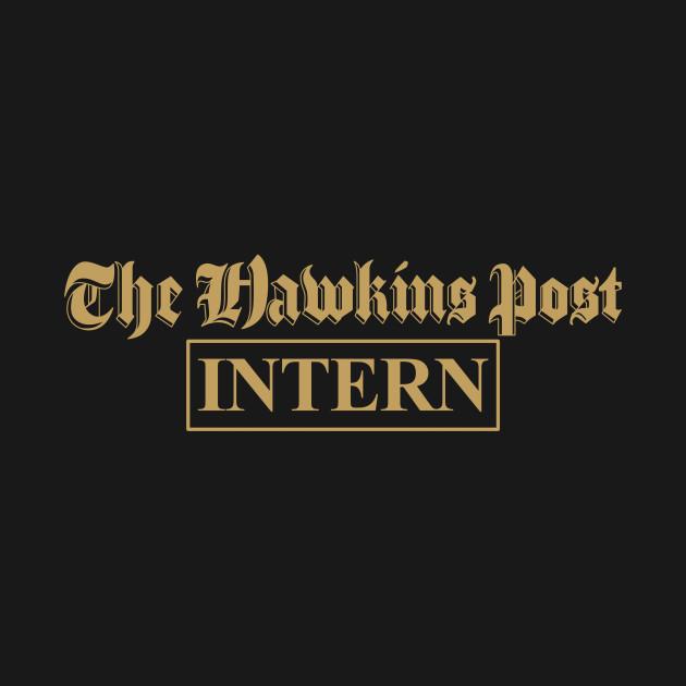 The Hawkins Post Intern