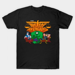The Justice Avengers T-Shirt