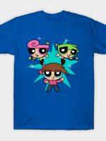 The Oddpuff Parents T-Shirt