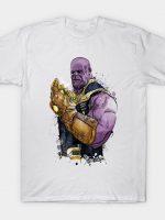 The Titan Watercolor T-Shirt