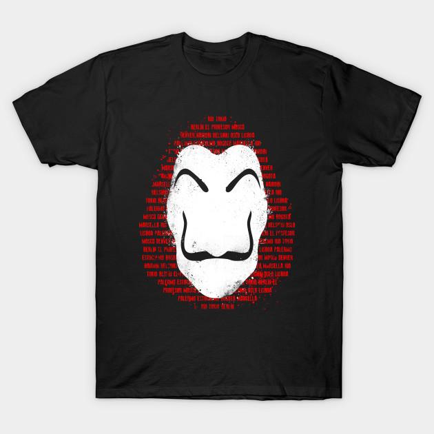 Money Heist T-Shirt