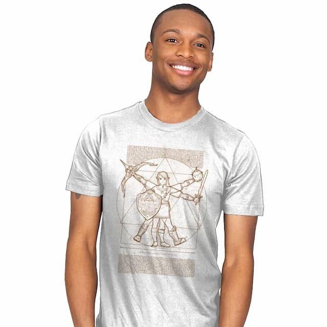 VITRUVIAN HYLIAN T-Shirt