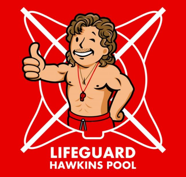 Lifeguard Hawkins Pool