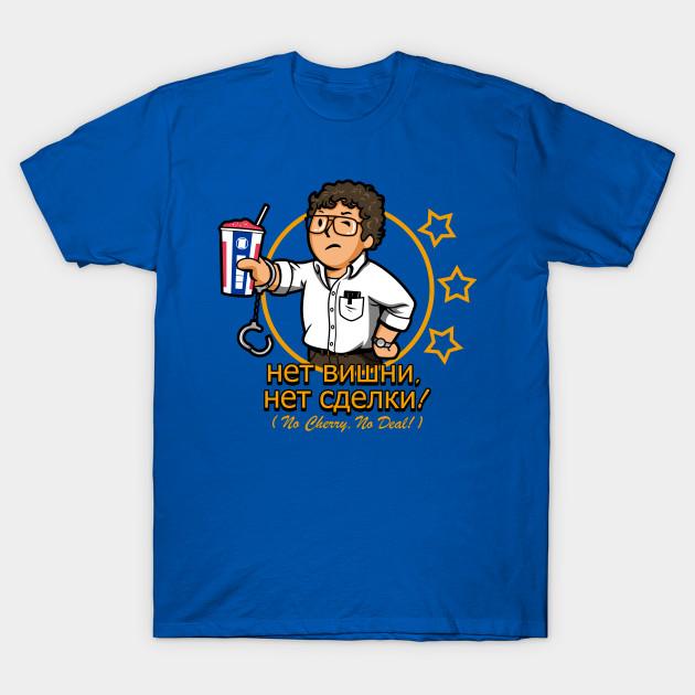 Stranger Things Alexei T-Shirt