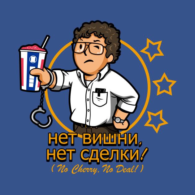 Vault Russian Scientist