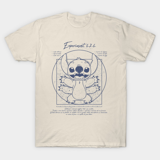 Vitruvian Stitch T-Shirt