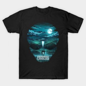 The X-Files T-Shirt