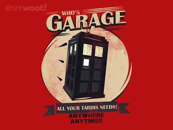 Who's Garage