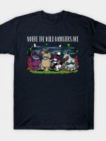 WILD MONSTERS T-Shirt
