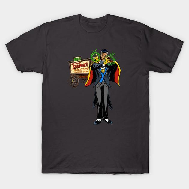 Wild West Dr. Strange T-Shirt