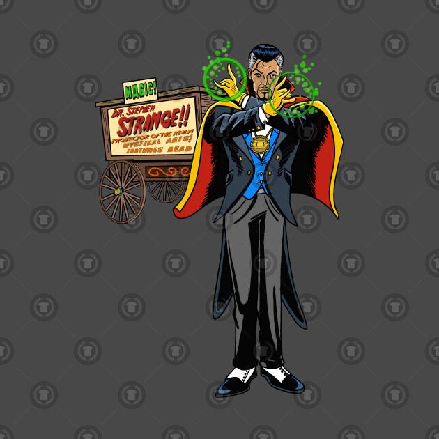 Wild West Dr. Strange