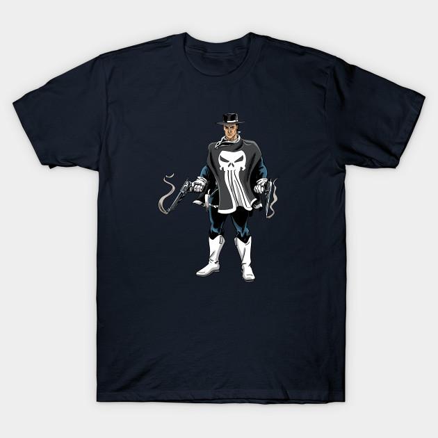 Wild West Punisher T-Shirt