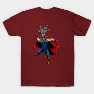 Wild West Thor T-Shirt