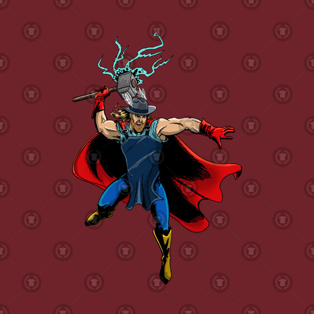 Wild West Thor