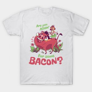 Timon and Pumbaa T-Shirt
