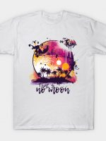summer side watercolor T-Shirt
