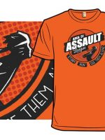 Area 51 Assault League T-Shirt