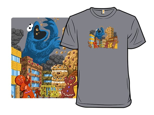 Attack in Cookie Town T-Shirt