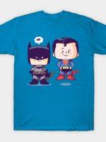 Bats Loves Supes T-Shirt