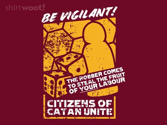 Citizens of CATAN Unite