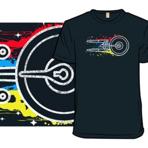 Colorful Trek T-Shirt