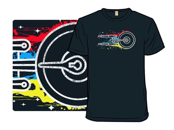 Colorful Trek T-Shirt