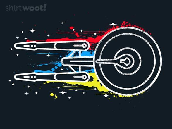 Colorful Trek