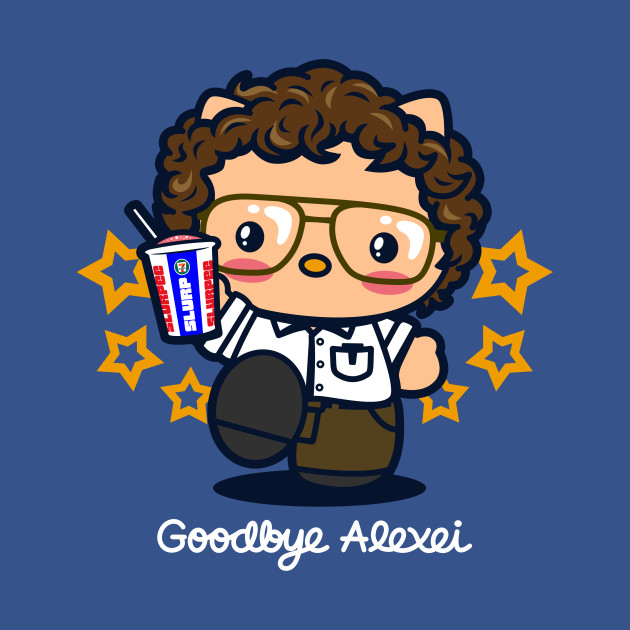 Goodbye Alexei