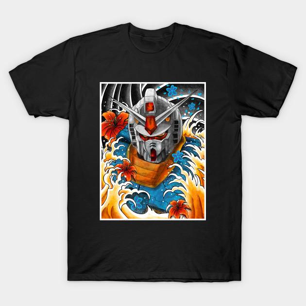 Gundam RX T-Shirt
