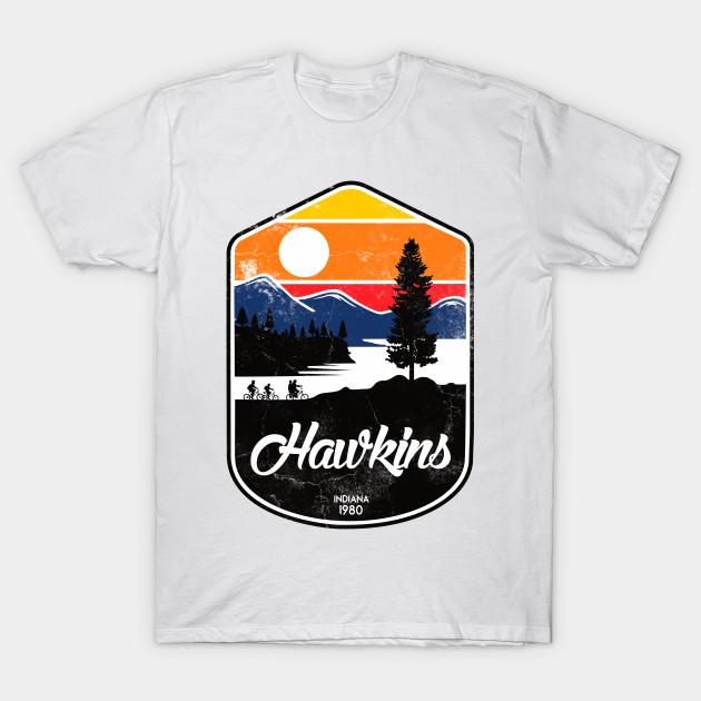 Stranger Things Hawkins T-Shirt