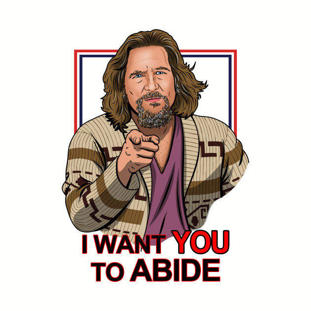 I want you to abide