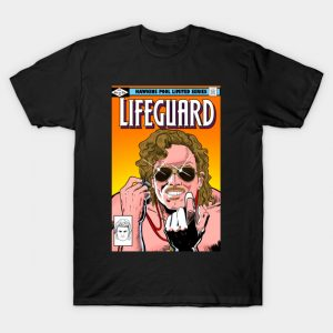 Lifeguard - Stranger Things T-Shirt