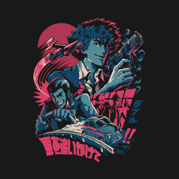 Lupin the Third and Cowboy Bebop