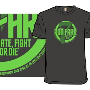Mate, Fight, Or Die