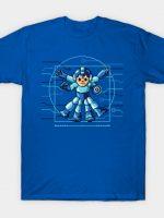 MegaVitruvianMan T-Shirt