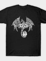 Mosaic Dragon T-Shirt