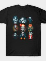 NERDY HALLOWEEN T-Shirt