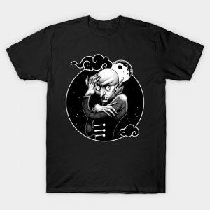 Nosferatu Circle Design T-Shirt