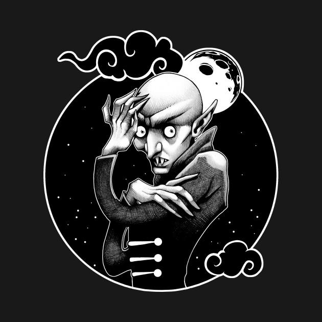 Nosferatu Circle Design