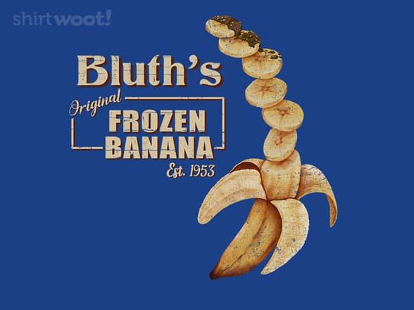 Original Frozen Banana