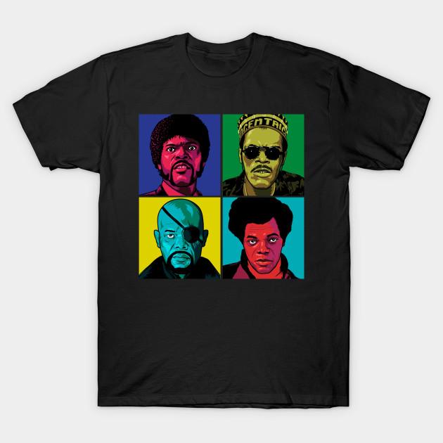 POP SAM JACKSON T-Shirt