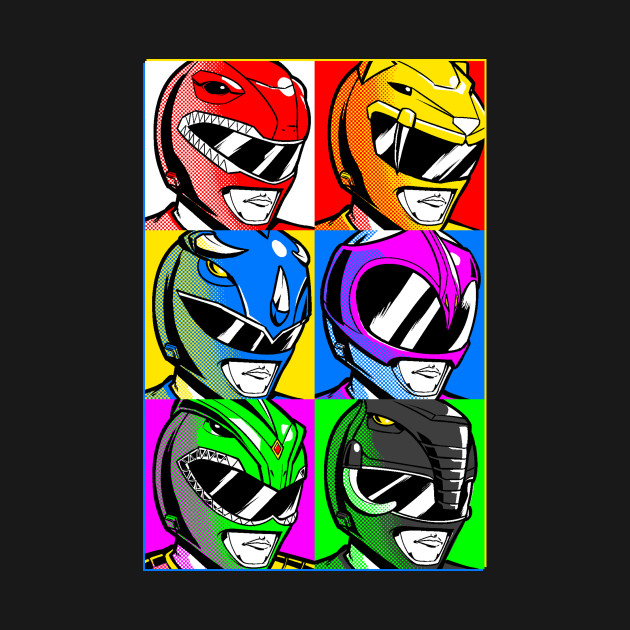 Pop Art Rangers