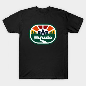 Retro Adventure Logo T-Shirt